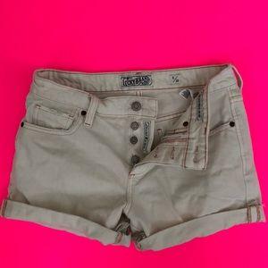 Lucky Brand Boyfriend shorts 0/25